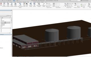 ImageGrafix Software FZCO - CADWORX Model in Revit Software