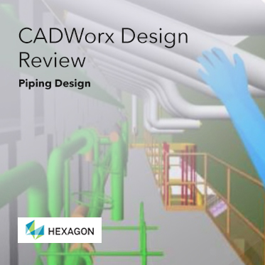 ImageGrafix Software FZCO - Hexagon CADWorx Design Review Piping Design
