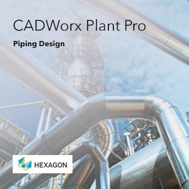 ImageGrafix Software FZCO - CADWorx Plant Pro Piping Design