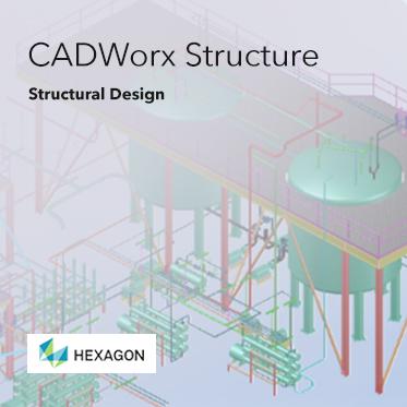 ImageGrafix Software FZCO - Hexagon CADWorx Structure Structural Design