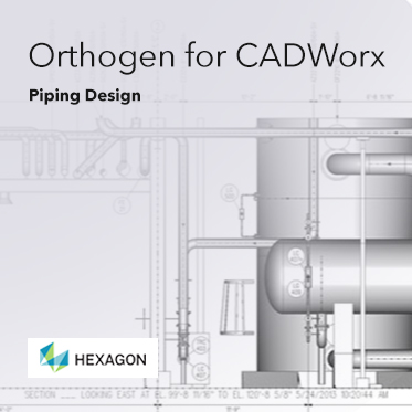 ImageGrafix Software FZCO - Hexagon Orthogen for CADWorx Piping Design