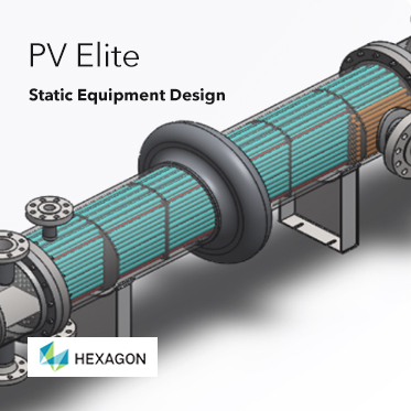 ImageGrafix Software FZCO - Hexagon PV Elite Static Equipment Design