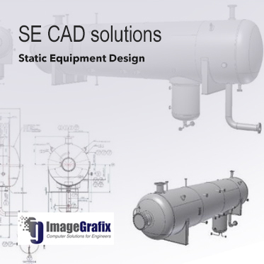 ImageGrafix Software FZCO - SE CAD Solutions Static Equipment Design Badge