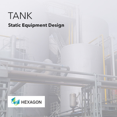 ImageGrafix Software FZCO - Hexagon Tank Static Equipment Design