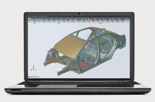 ImageGrafix Software FZCO - Altair HyperWorks Screen Overview