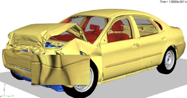 ImageGrafix Software FZCO - Altair Radioss Auto Design
