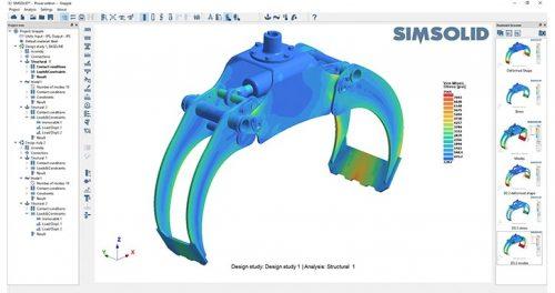ImageGrafix Software FZCO - Altair Sim Solid Screen Overview
