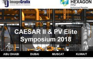 ImageGrafix Software FZCO - CAESAR II & PV Elite Symposium 2018
