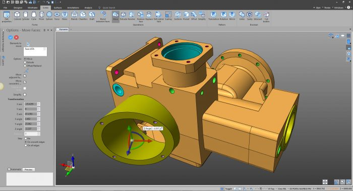 ImageGrafix Software FZCO - AlphaCam Designer Screen Overview