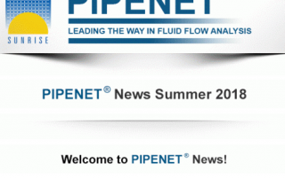 ImageGrafix Software FZCO - Pipenet Summer 2018 News