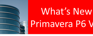 ImageGrafix Software FZCO - What's New in Primavera P6 version 18.8
