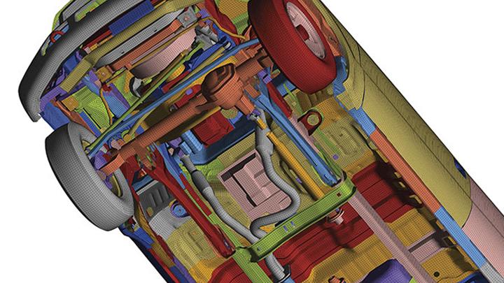 ImageGrafix Software FZCO - Altair HyperMesh Auto Design