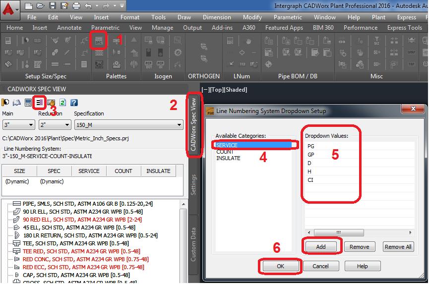 ImageGrafix Software FZCO - Line Numbering System Step 12