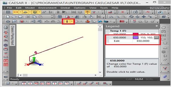 ImageGrafix Software FZCO - Propagating Caesar II properties Step3