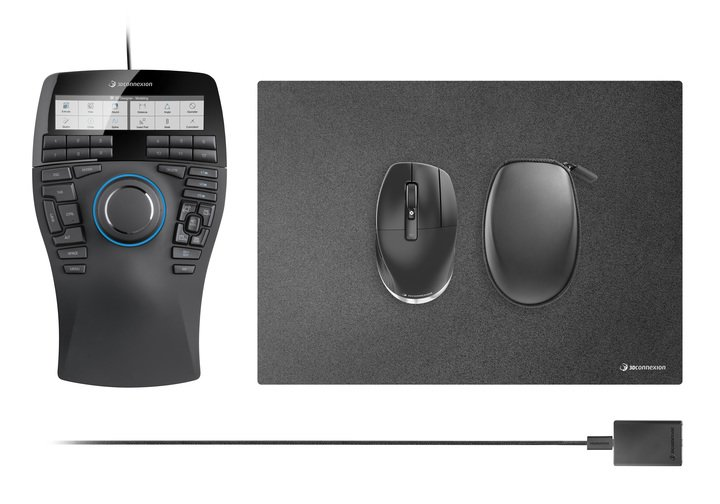 ImageGrafix Software FZCO - 3Dconnexion Space Mouse Enterprise Kit