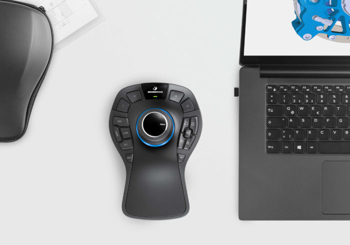 ImageGrafix Software FZCO - 3Dconnexion Space Mouse Pro Wireless