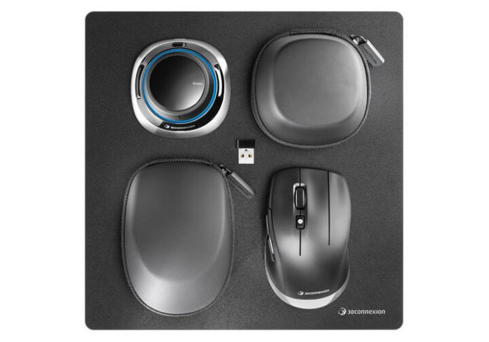 ImageGrafix Software FZCO - 3Dconnexion Space Mouse Wireless Kit
