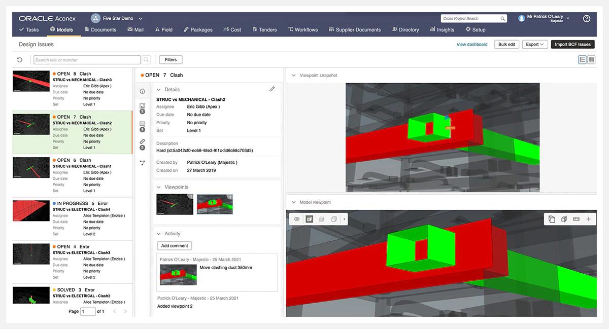 ImageGrafix Software FZCO - Aconex Model Coordination