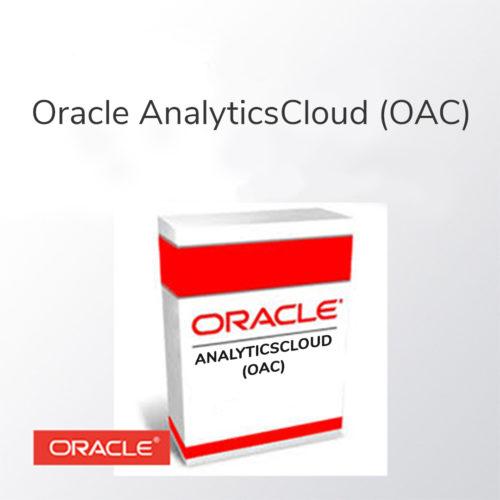 ImageGrafix Software FZCO - Oracle Analytics Cloud