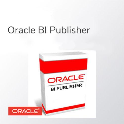 ImageGrafix Software FZCO - Oracle BI Publisher