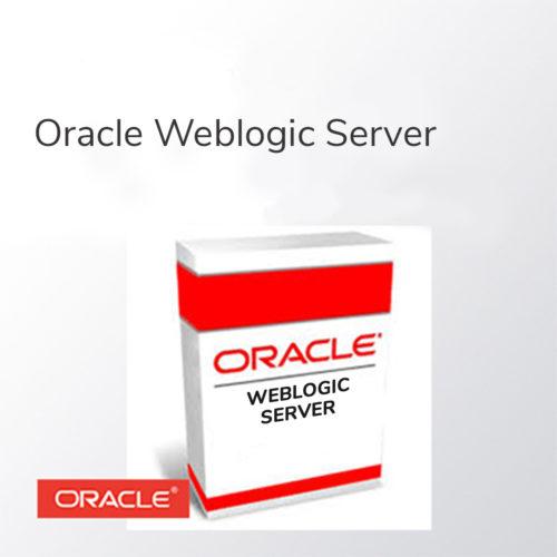 ImageGrafix Software FZCO - Oracle Weblogic Server