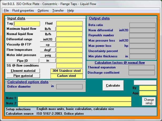 ImageGrafix Software FZCO - Gulf Energy Information Instrucalc 9.0